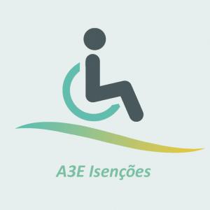 A3E Isencoes